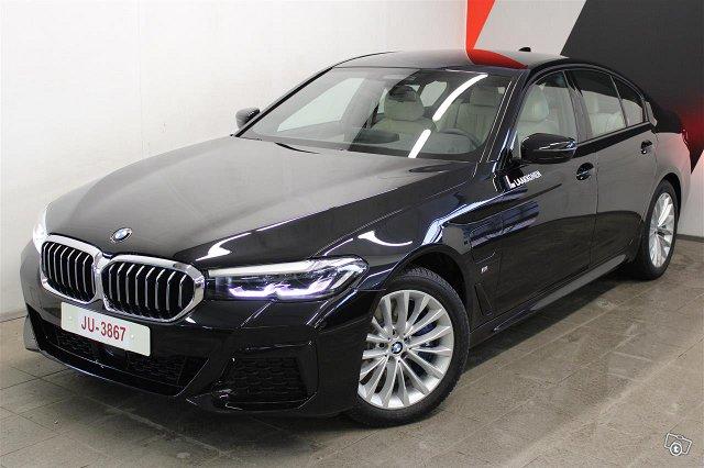 BMW 545 1