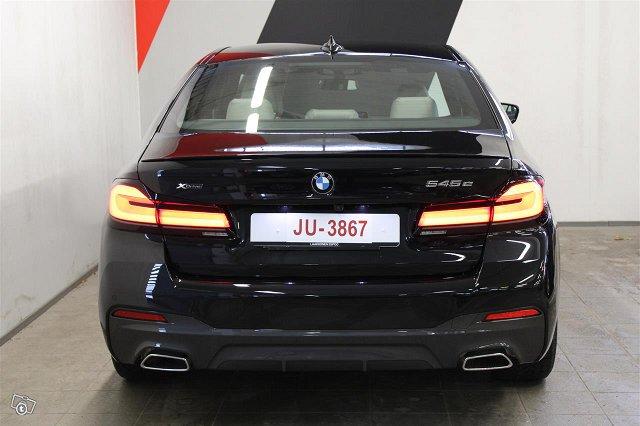 BMW 545 4