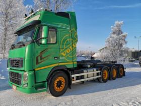 Volvo FH16 8x4, Kuljetuskalusto, Työkoneet ja kalusto, Kempele, Tori.fi