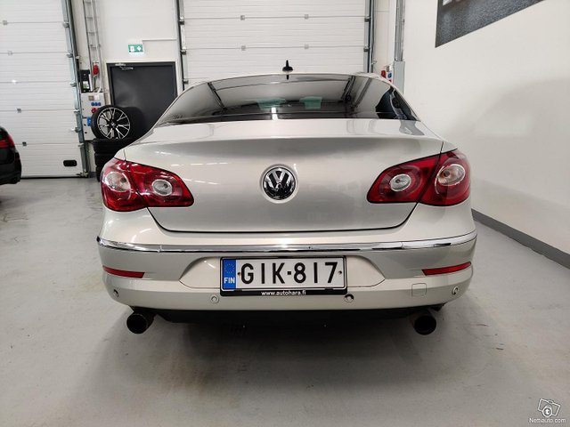 Volkswagen Passat CC 4
