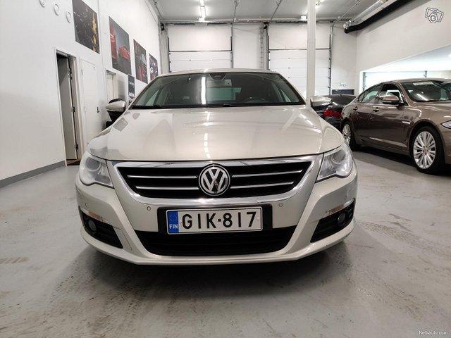 Volkswagen Passat CC 7