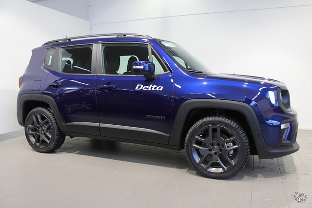 Jeep Renegade 2