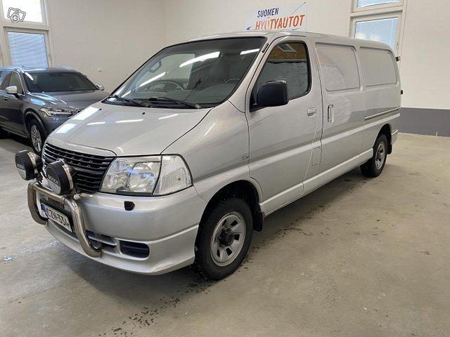 Toyota Hiace 2