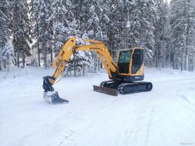 Hyundai Robex 60cr-9 Kallistajalla, Maanrakennuskoneet, Työkoneet ja kalusto, Ylivieska, Tori.fi