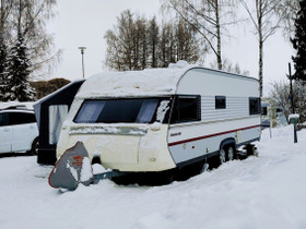 Solifer 690, Asuntovaunut, Matkailuautot ja asuntovaunut, Tuusula, Tori.fi