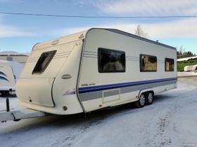 Hobby 650, Asuntovaunut, Matkailuautot ja asuntovaunut, Tuusula, Tori.fi