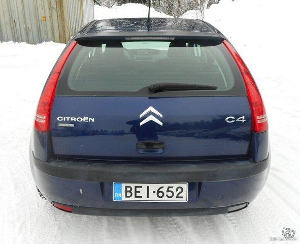 Citroen C4 5