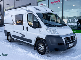 Weinsberg CaraBus 541 MQ, Matkailuautot, Matkailuautot ja asuntovaunut, Kokkola, Tori.fi