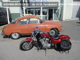 Honda Shadow VT 600, Moottoripyörät, Moto, Keminmaa, Tori.fi