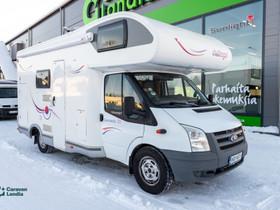 Challenger Genesis 33, Matkailuautot, Matkailuautot ja asuntovaunut, Kokkola, Tori.fi
