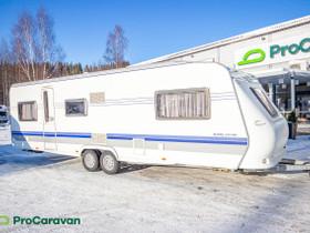 Hobby 720 UML Prestige, Asuntovaunut, Matkailuautot ja asuntovaunut, Vihti, Tori.fi