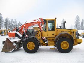 Volvo L60E HYVÄT RENKAAT, Maanrakennuskoneet, Työkoneet ja kalusto, Kärsämäki, Tori.fi