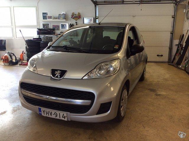Peugeot 107 1