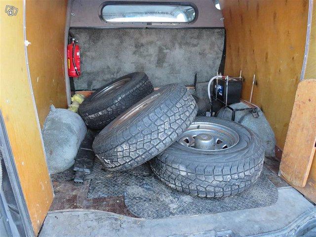 Chevrolet Chevy Van 12