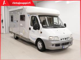 Hymer Tramp 575, Matkailuautot, Matkailuautot ja asuntovaunut, Lappeenranta, Tori.fi