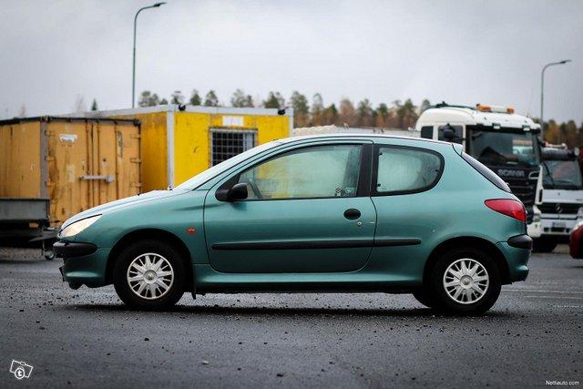 Peugeot 206 8