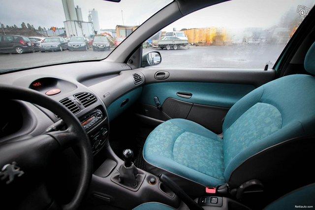 Peugeot 206 15