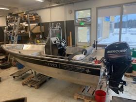 Master 471 Pro, Moottoriveneet, Veneet, Lahti, Tori.fi
