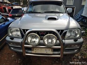 Mitsubishi L200, Autovaraosat, Auton varaosat ja tarvikkeet, Jämijärvi, Tori.fi