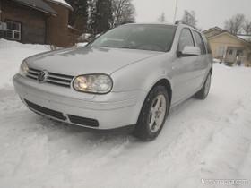 Volkswagen Golf IV Variant, Autovaraosat, Auton varaosat ja tarvikkeet, Jämijärvi, Tori.fi
