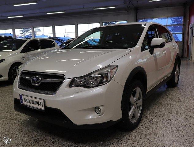 Subaru XV 3