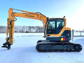 Hyundai Robex 145 LCR-9, Maanrakennuskoneet, Työkoneet ja kalusto, Kankaanpää, Tori.fi