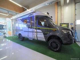 Hymer ML-T 570 CrossOver, Matkailuautot, Matkailuautot ja asuntovaunut, Kaarina, Tori.fi