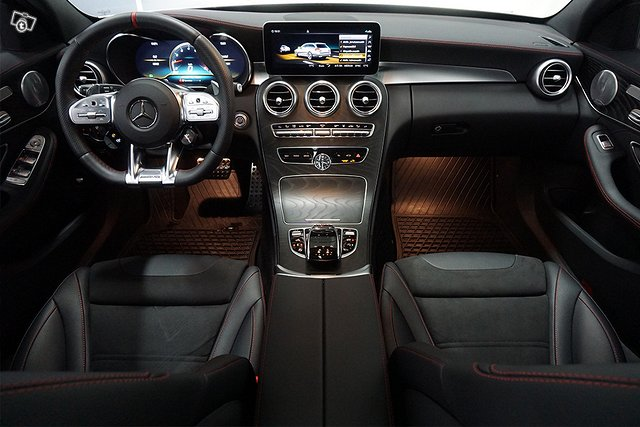 Mercedes-Benz C 43 AMG 5