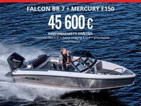 Falcon BR7 + MERCURY F150 Kampanja, Moottoriveneet, Veneet, Mikkeli, Tori.fi