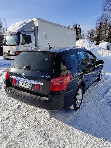 Peugeot 407 12