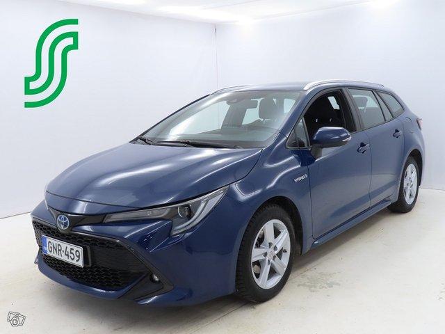 Toyota Corolla 1