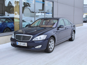 Mercedes-Benz S, Autot, Akaa, Tori.fi
