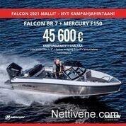 Falcon BR 7 + F150 KAMPANJA, Moottoriveneet, Veneet, Kemiönsaari, Tori.fi