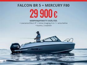 Falcon BR 5 + F80 KAMPANJA, Moottoriveneet, Veneet, Kemiönsaari, Tori.fi