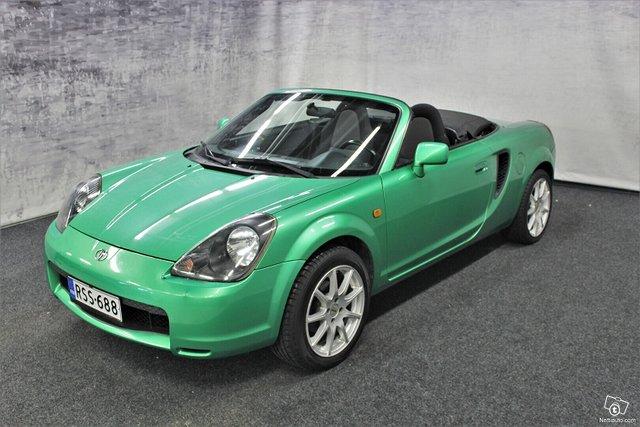 Toyota MR2 4