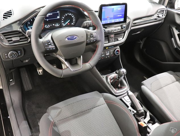 Ford Fiesta Van 6
