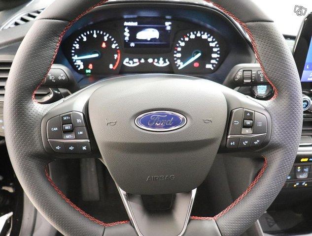 Ford Fiesta Van 7