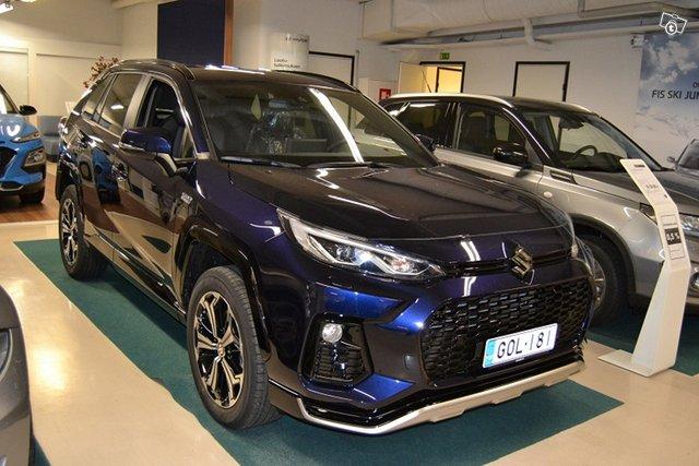 Suzuki Across, kuva 1