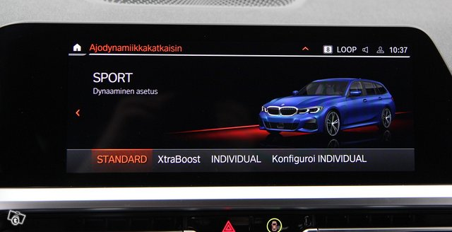 BMW 3-SARJA 16