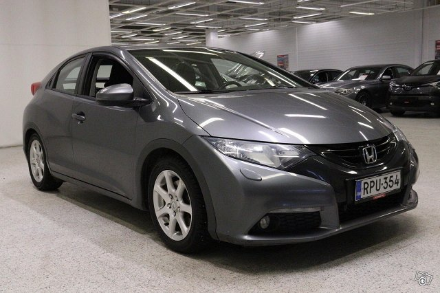 Honda Civic 2
