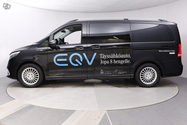 Mercedes-Benz EQV 2
