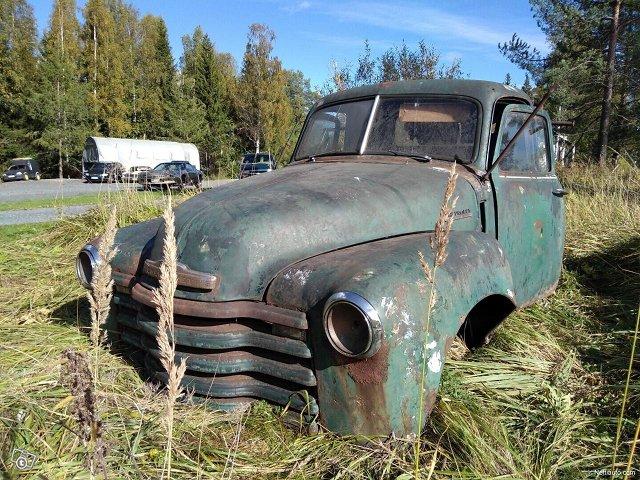Chevrolet Pickup 3