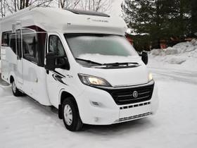 Hobby Optima De Luxe T65 HFL, Matkailuautot, Matkailuautot ja asuntovaunut, Espoo, Tori.fi