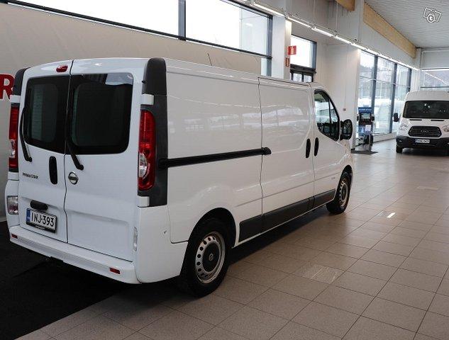 Nissan Primastar 5
