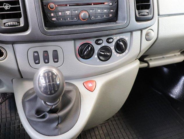 Nissan Primastar 13