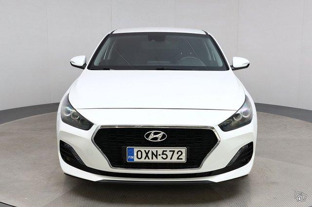 Hyundai I30 FASTBACK 2