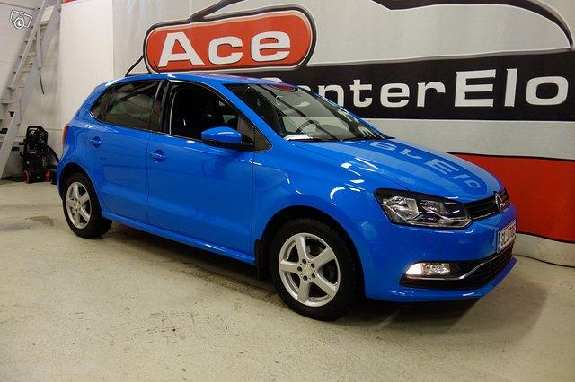 Volkswagen, VW Polo