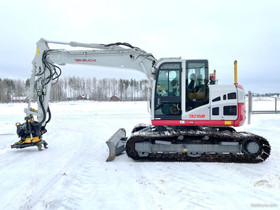 Takeuchi TB2150R Engcon Ja Novatron, Maanrakennuskoneet, Työkoneet ja kalusto, Kankaanpää, Tori.fi