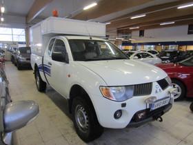 Mitsubishi L200 PICKUP 4X4, Autot, Hämeenlinna, Tori.fi