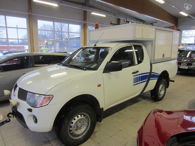 Mitsubishi L200 PICKUP 4X4 4